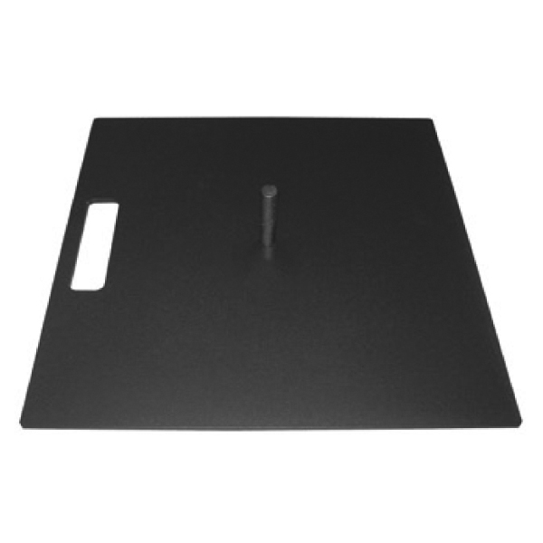 Base di supporto ''standard'', 490 x 490 mm