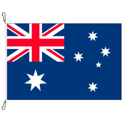 Fahne, Nation bedruckt, Australien, 100 x 150 cm