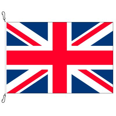 Fahne, Nation bedruckt, Grossbritannien, 100 x 150 cm