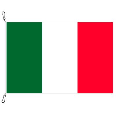 Fahne, Nation bedruckt, Italien, 100 x 150 cm