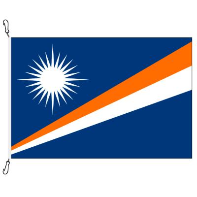 Fahne, Nation bedruckt, Marshallinseln, 100 x 150 cm