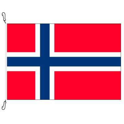 Fahne, Nation bedruckt, Norwegen, 150 x 225 cm