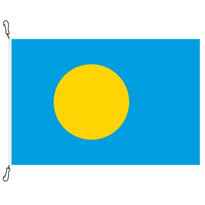 Fahne, Nation bedruckt, Palau, 70 x 100 cm