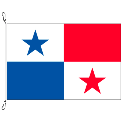 Fahne, Nation bedruckt, Panama, 150 x 225 cm
