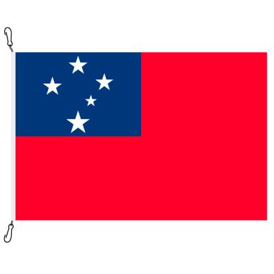 Fahne, Nation bedruckt, Samoa, 150 x 225 cm