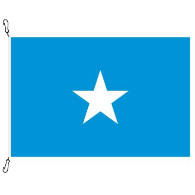 Fahne, Nation bedruckt, Somalia, 100 x 150 cm