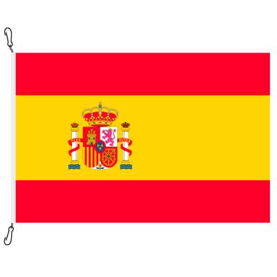 Fahne, Nation bedruckt, Spanien, 100 x 150 cm