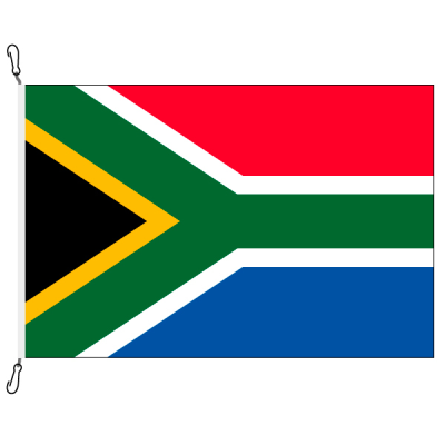 Fahne, Nation bedruckt, Südafrika, 100 x 150 cm