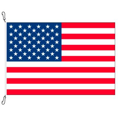 Fahne, Nation bedruckt, USA, 100 x 150 cm