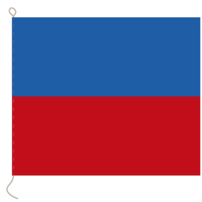 Flagge, Signal bedruckt E, 30 x 36 cm