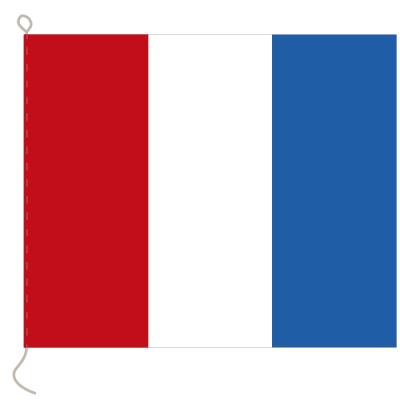 Flagge, Signal bedruckt T, 30 x 36 cm