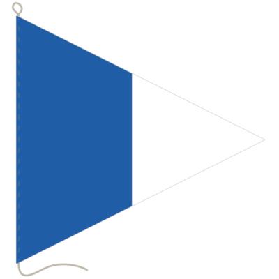 Flagge, Signal bedruckt Nr. 2e, 30 x 36 cm