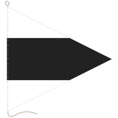 Flagge, Signal bedruckt Nr. 3e, 20 x 24 cm