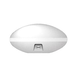 Abschlusskappe aus Aluminium, Ø 110/60 mm,